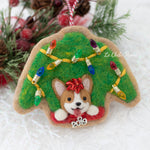 Ugly Sweater Cookie Ornament