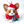 Load image into Gallery viewer, [PREORDER] Santa Sable Corgi with Wreath Ornament