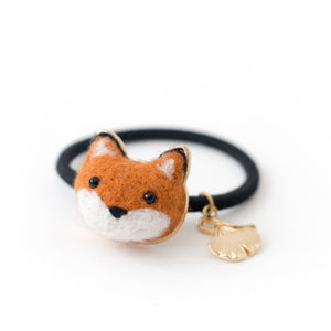 Fox Hair Tie