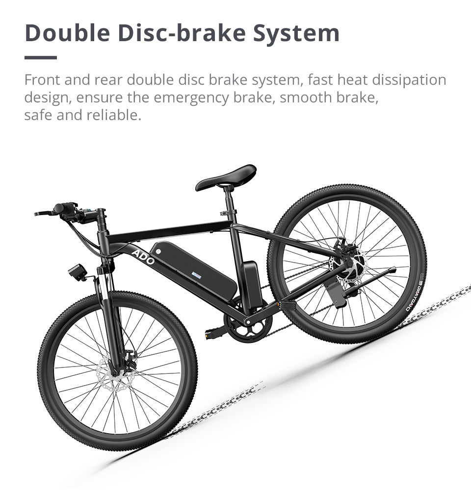 ADO A26 Electric Bike Specifications
