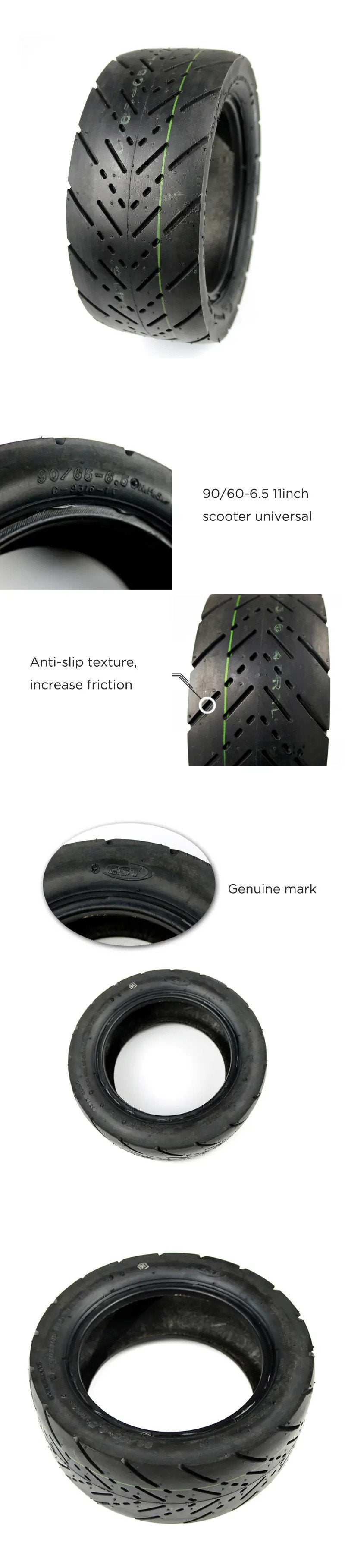 CST 11-inch 9065-6.5 Tubeless Tyre