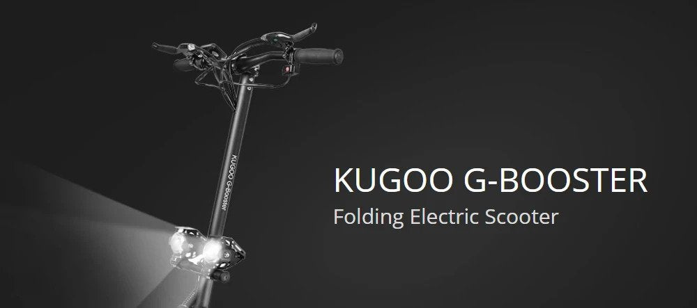 KUGOO G-BOOSTER Electric Scooter