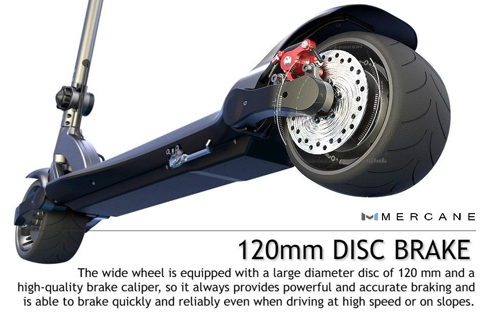 Mercane WideWheel Authorized Seller UK