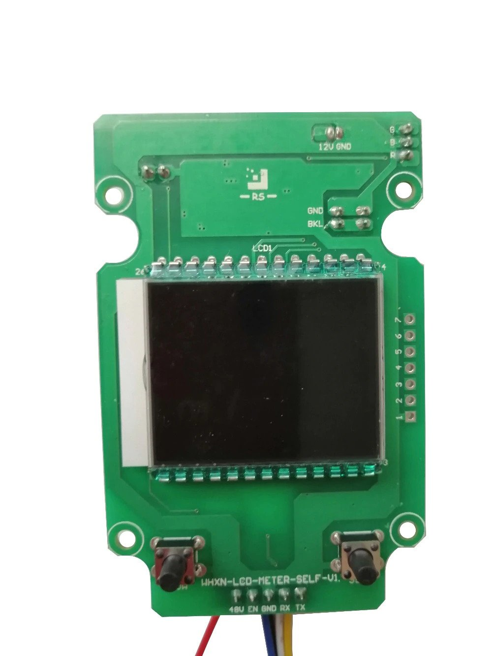 Replacement Motherboard Circuit Board for Mercane WideWheel 2020