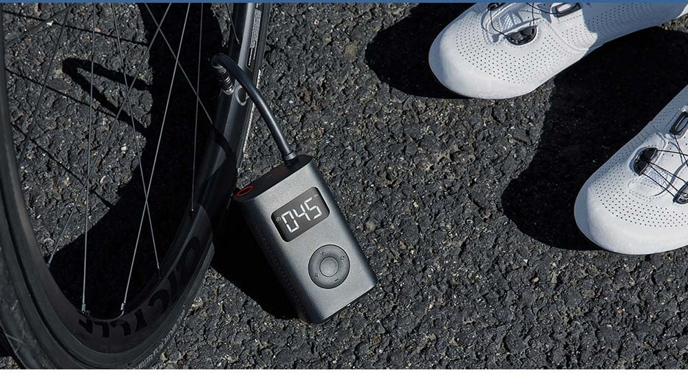Xiaomi MI Mijia Portable Air Pump for Bicycles, Cars, Bike or E-scooter 150psi