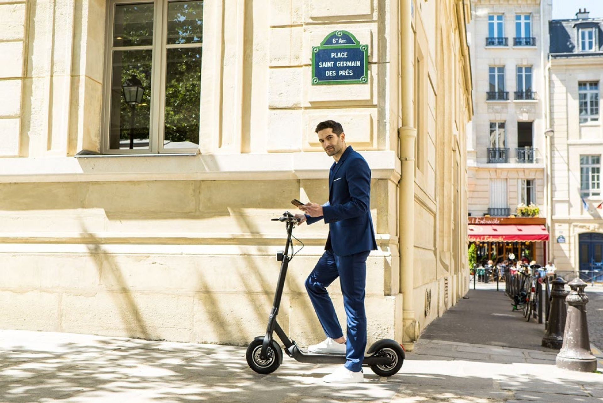 WALBERG EGRET-TEN V3 X 48V Electric Scooter United Kingdom