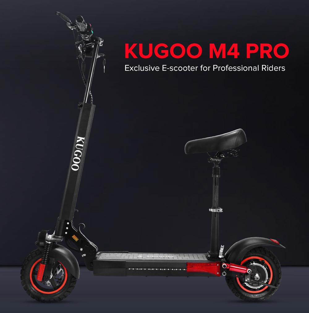 KUGOO KIRIN M4 PRO Electric Scooter