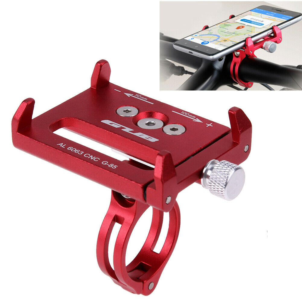 Adjustable Aluminium Bicycle Smartphone Mount Phone Holder