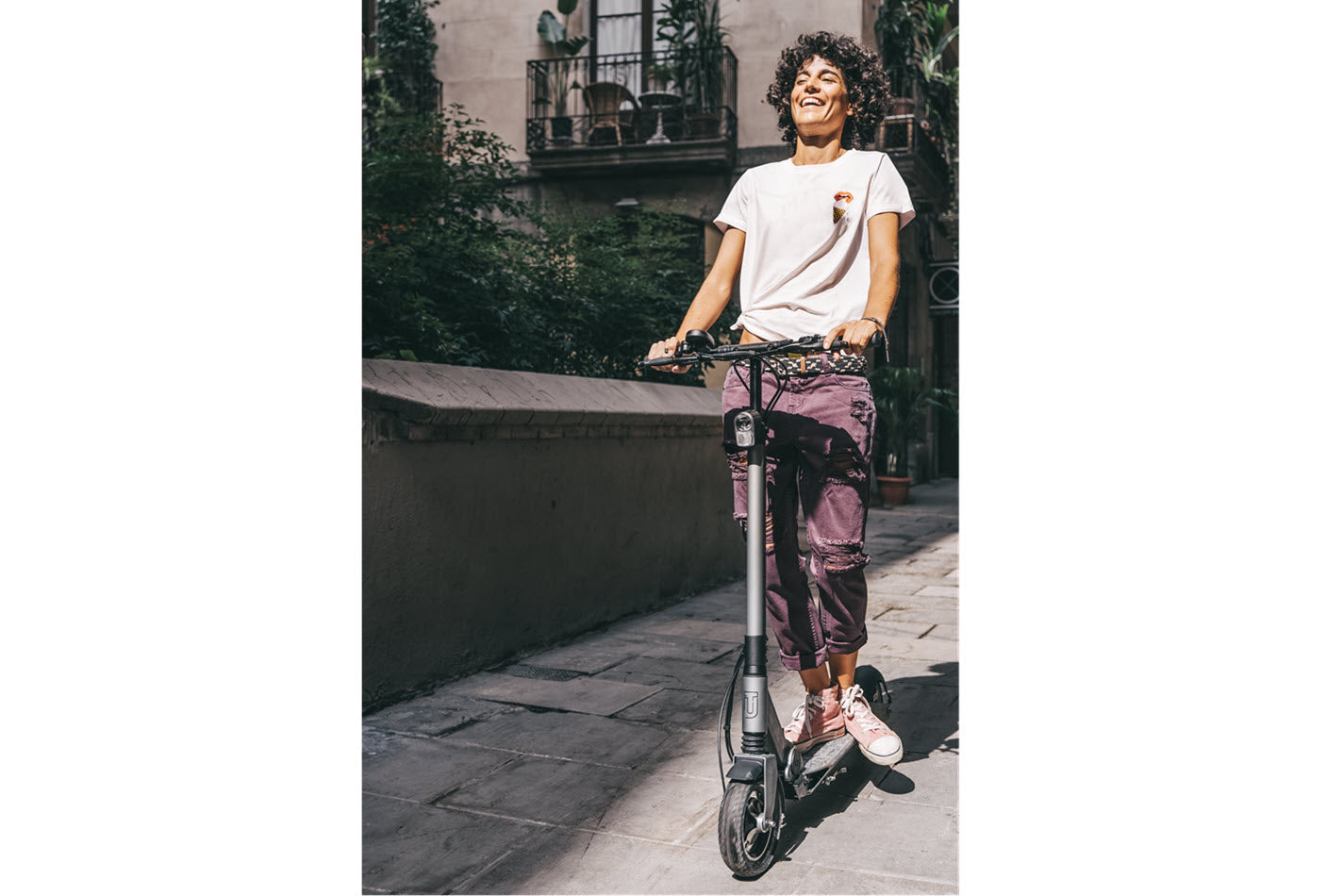 WALBERG THE-URBAN #BRLN V2 Electric Scooter