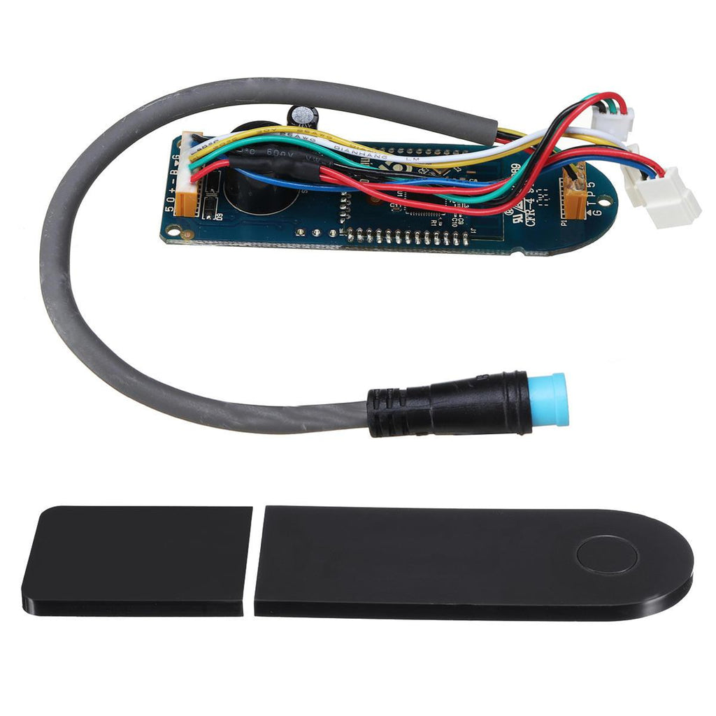 Circuit Board+Dashboard Cover Replacement for Xiaomi MIJIA M365 Scooter-Electric Scooters London