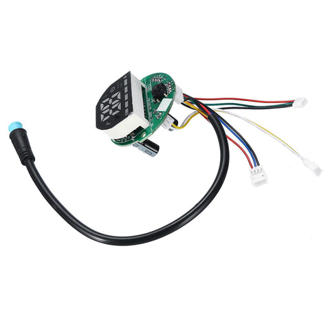 Image of Circuit Board Dashboard Spare Parts For Ninebot ES1 ES2 ES3 ES4 Electric Scooter