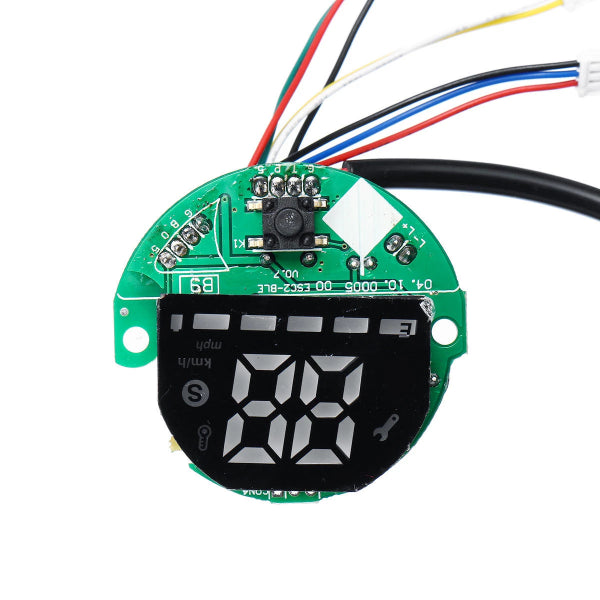 Circuit Board Dashboard Spare Parts For Ninebot ES1 ES2 ES3 ES4 Electric Scooter-Electric Scooters London