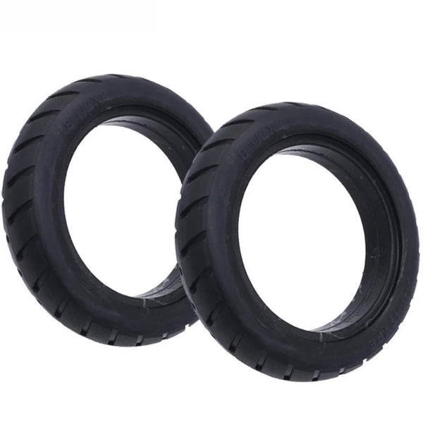 2 Pcs Xiaomi Mijia M365 Electric Scooter Tyres Solid Tyres-Electric Scooters London