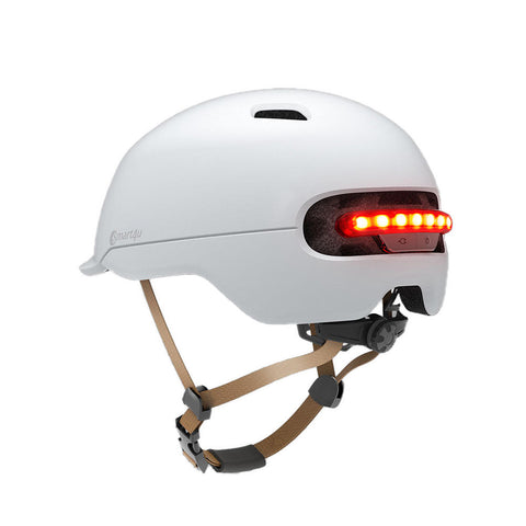 Xiaomi Smart4u SH50 Waterproof Smart Helmet with Automatic Light-Electric Scooters London