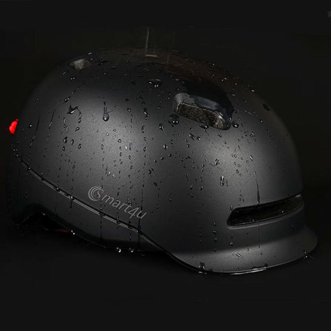 Xiaomi Smart4u SH50 Waterproof Bicycle Smart Helmet with Automatic Light-Electric Scooters London