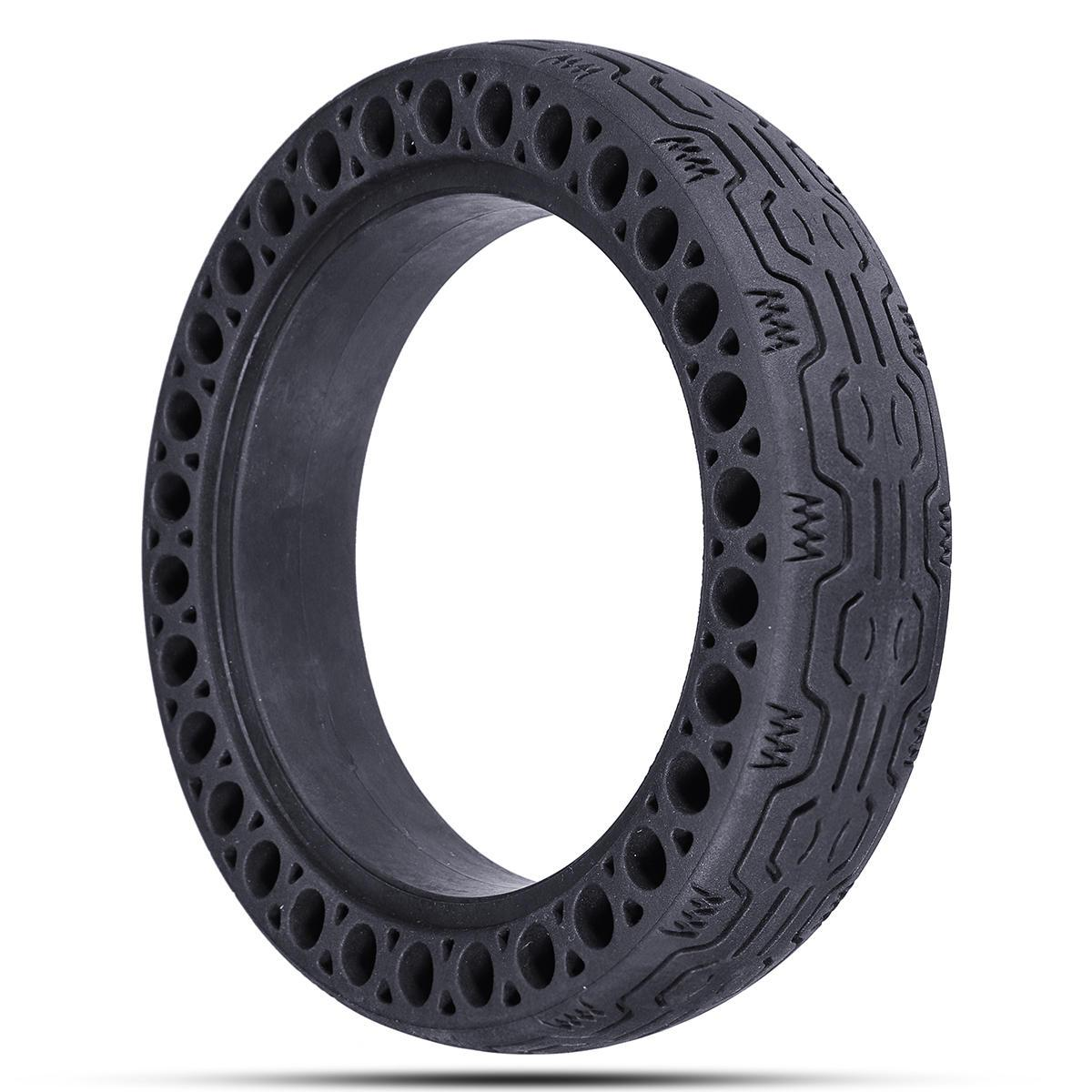 Airless Futuristic NPT Solid Tyre For Xiaomi Mijia M365 Electric Scooter-Electric Scooters London