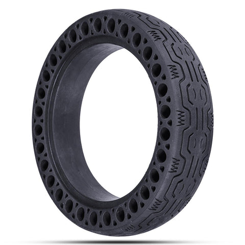 Image of Airless Futuristic NPT Solid Tyre For Xiaomi Mijia M365 Electric Scooter-Electric Scooters London