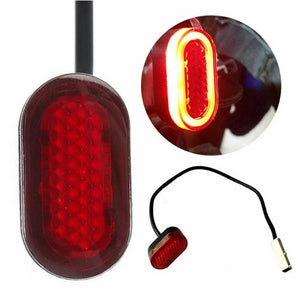 LED Tail Rear Light Replaces For Xiaomi Mijia M365 Electric Scooter Safety Lamp