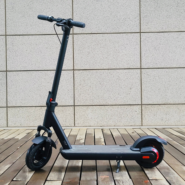 ELAN GS1 PRO Electric Scooter with NFC Lock - Black-Electric Scooters London