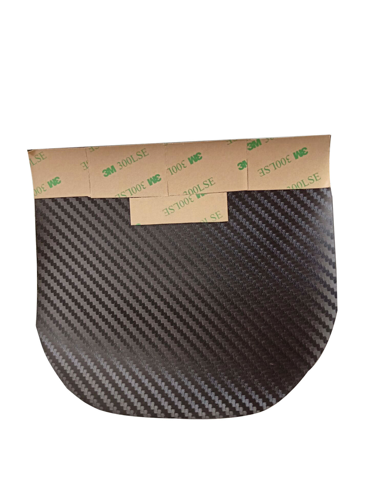 Carbon Fibre Mercane WideWheel Rear Mudguard Extender-Electric Scooters London