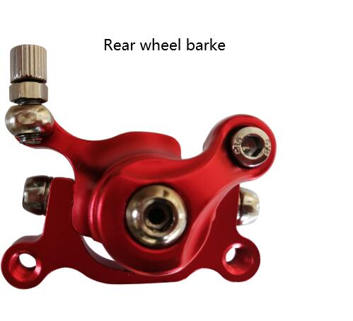 Mercane WideWheel 2020 PRO Original Brake Calliper-Electric Scooters London