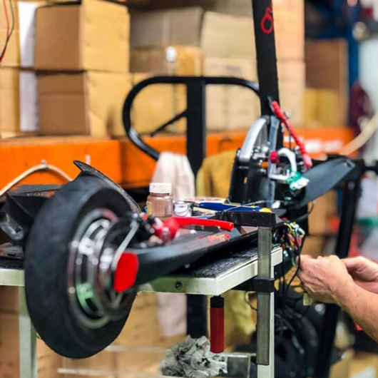 Electric Scooter Repairs – Electric Scooters London