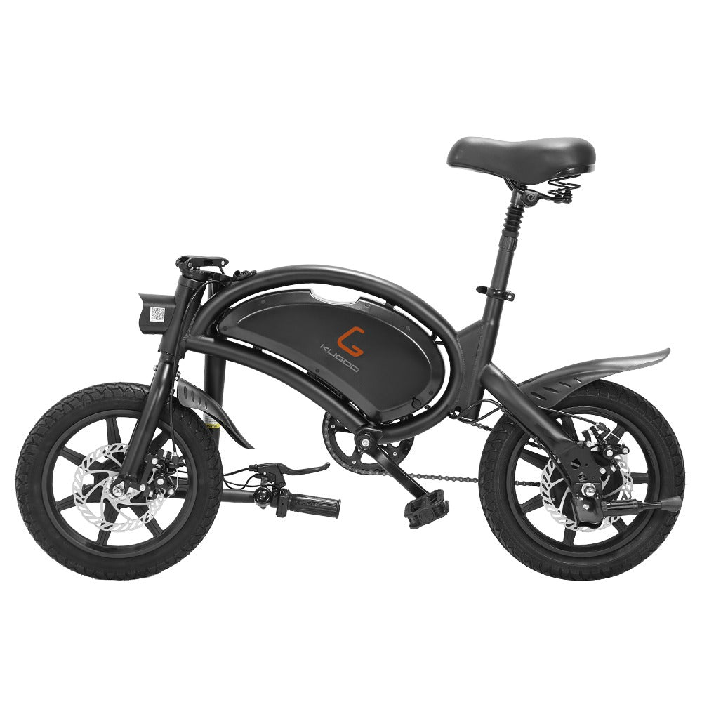 KUGOO KIRIN B2 Foldable E-bike-Electric Scooters London