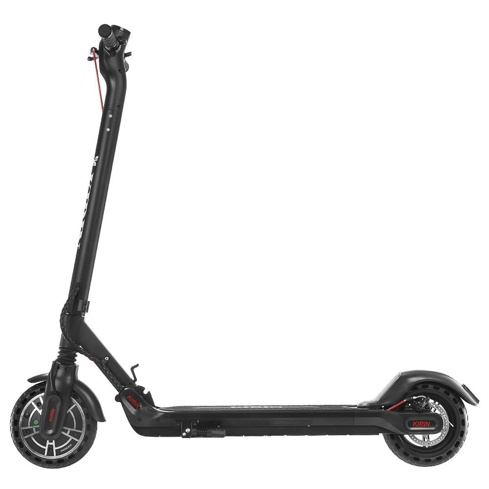 KUGOO KIRIN ES2 Folding Electric Scooter - Black-Electric Scooters London