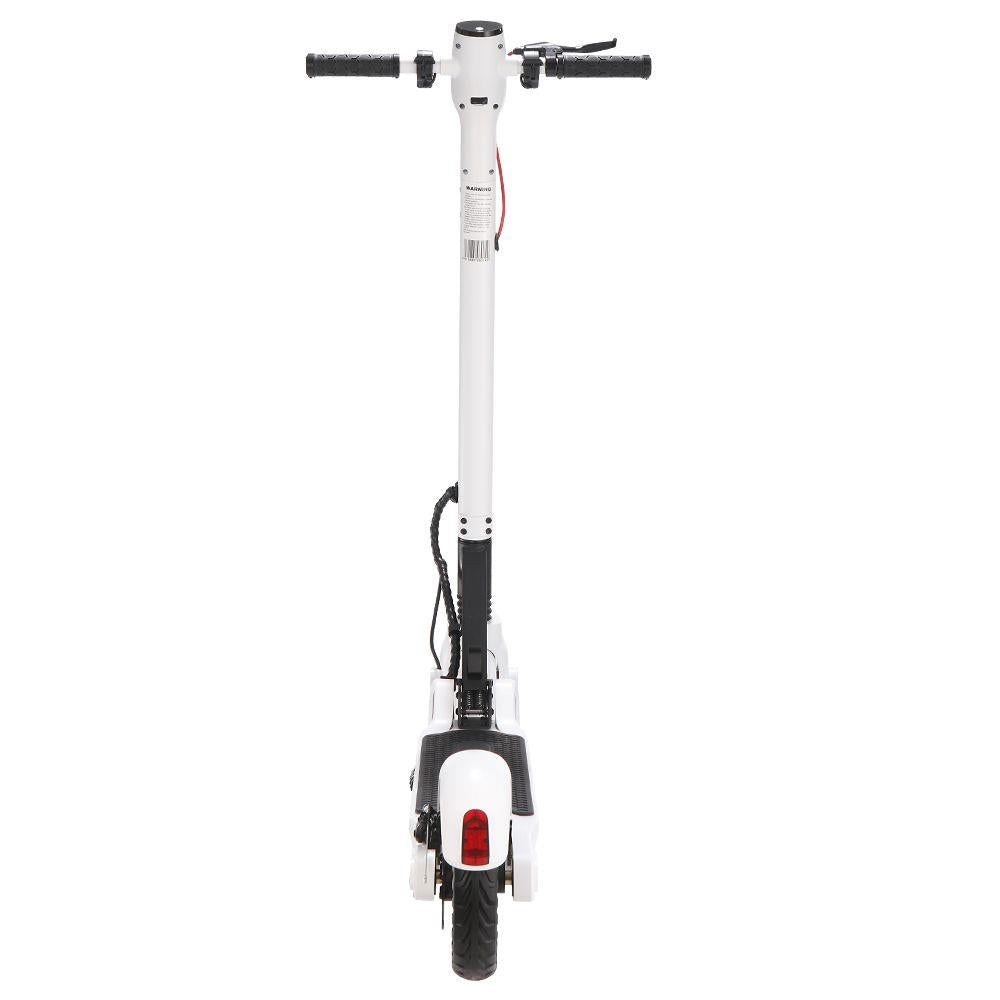 KUGOO KIRIN ES2 Folding Electric Scooter - White-Electric Scooters London