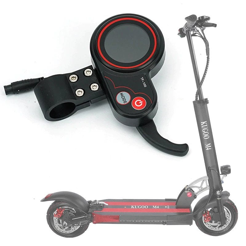 LED Display Throttle for KUGOO M4-Electric Scooters London