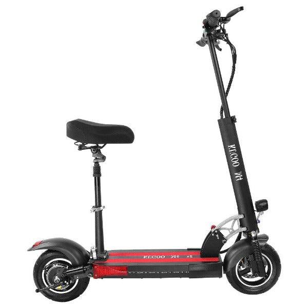 KUGOO KIRIN M4 10-inch Wheels Electric Scooter With Seat-Electric Scooters London