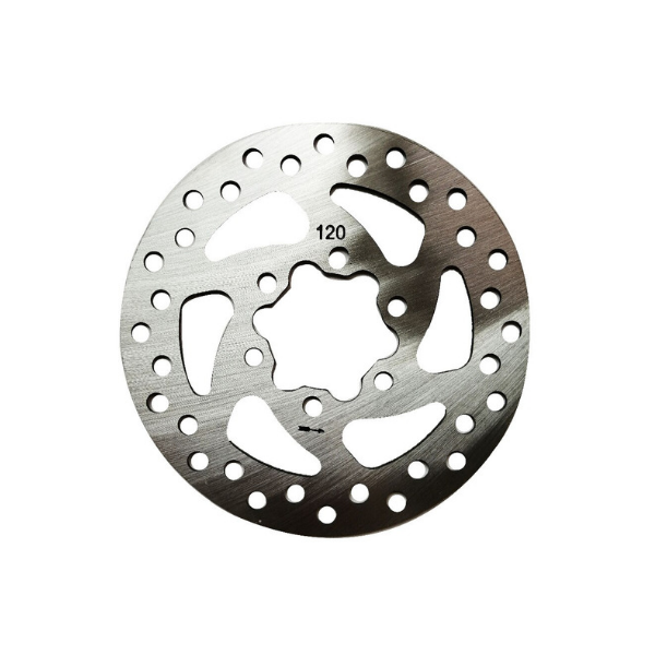 MERCANE WideWheel Electric Scooter Brake Disc – Stainless Steel-Electric Scooters London