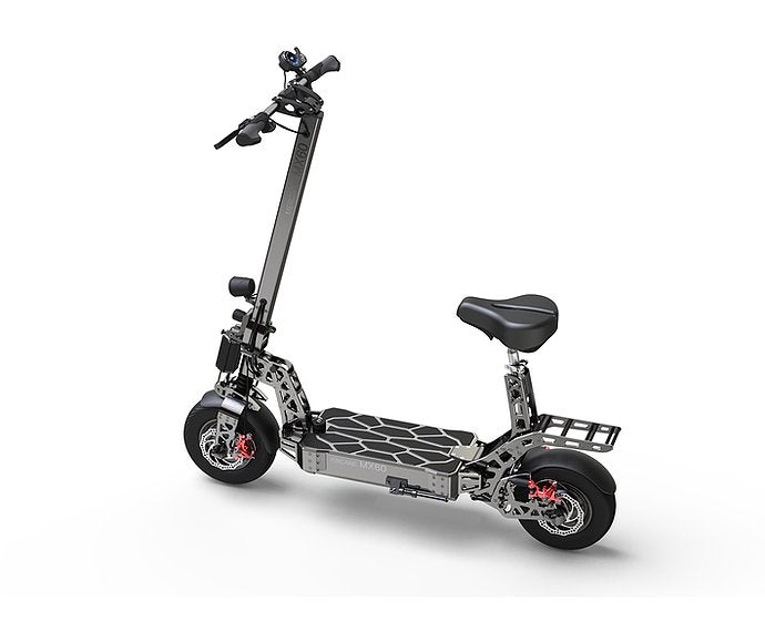 Mercane MX60 Electric Scooter-Electric Scooters London