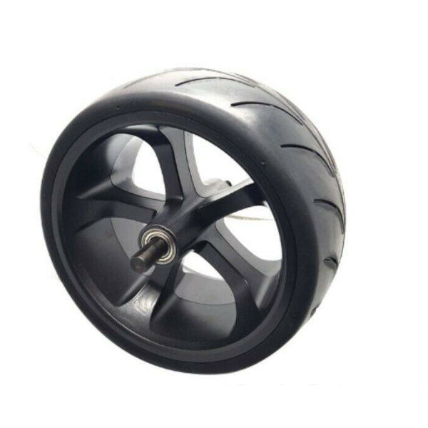 MERCANE WideWheel Front Wheel Assembly-Electric Scooters London