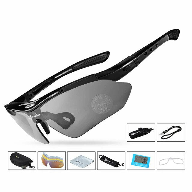 ROCKBROS Milvago™ Cycling Glasses-Electric Scooters London