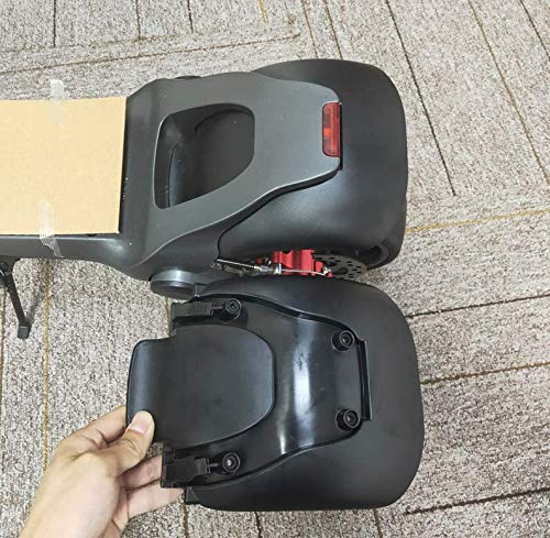 Rear Mudguard Fender for MERCANE WideWheel-Electric Scooters London