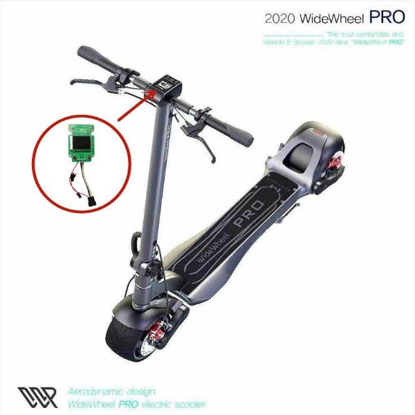 Replacement Motherboard Circuit Board for Mercane WideWheel PRO 2020-Electric Scooters London