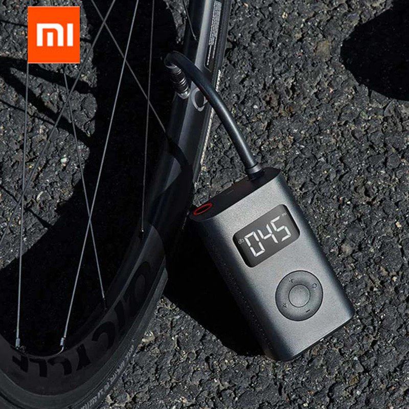 Xiaomi Mijia Portable Electric Air Compressor-Electric Scooters London