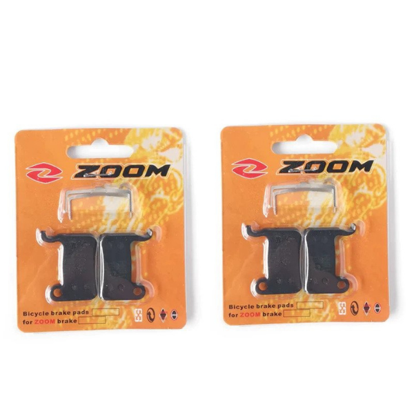 ZOOM Xtech HB100 Replacement Brake Pads-Electric Scooters London