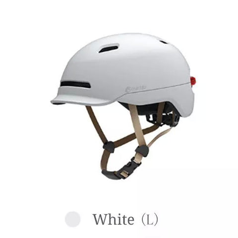 Image of Xiaomi Smart4u SH50 Waterproof Bicycle Smart Helmet with Automatic Light-Electric Scooters London