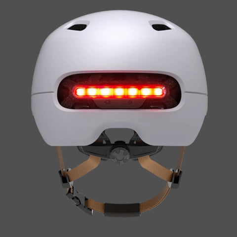 Image of Xiaomi Smart4u SH50 Waterproof Smart Helmet with Automatic Light-Electric Scooters London