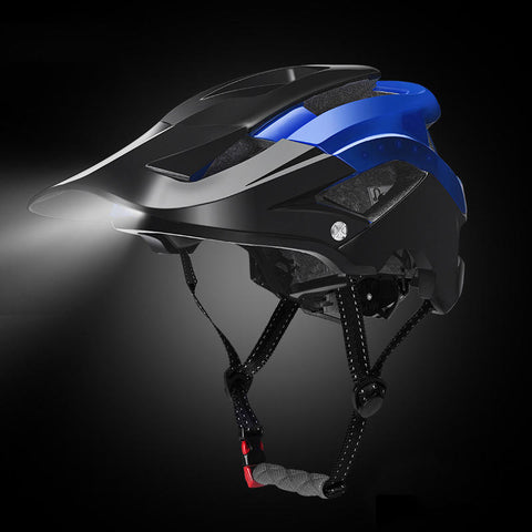 ROCKBROS CELER Helmet with LED Lights-Electric Scooters London