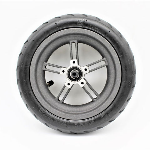 Rear Wheel & Tyre Hub For Xiaomi M365 Electric Scooter-Electric Scooters London