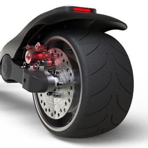Image of Mercane WideWheel Replacement Tyre-Electric Scooters London