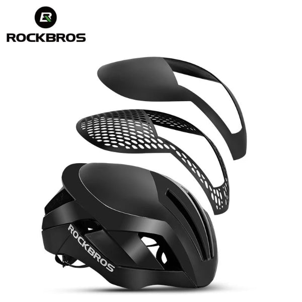 ROCKBROS Cycling Helmet EPS Reflective Bike Helmet 3 in 1-Electric Scooters London