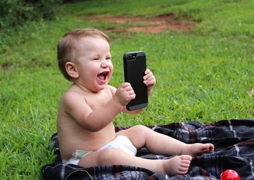 Screen Time for Baby: How Much is Too Much?