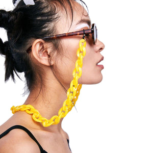 Chunky Eyewear Chain, Afrobeats Collection