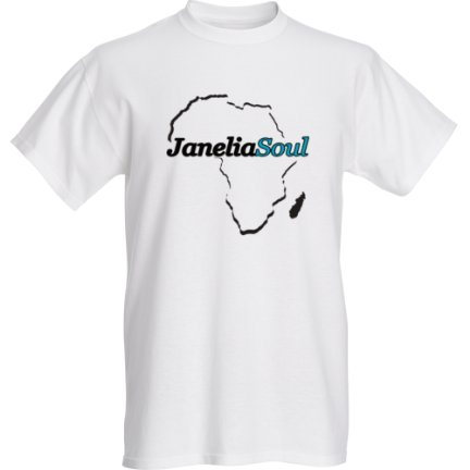 Janeliasoul T-shirt, Afrobeats Collection