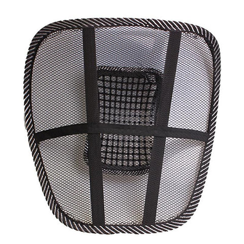 Image of Lumbar Support Waist Cushion For Your Computer or Car Seat!