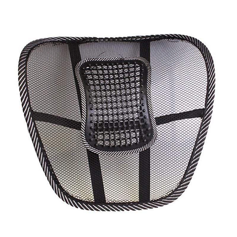Lumbar Support Waist Cushion For Your Computer or Car Seat!